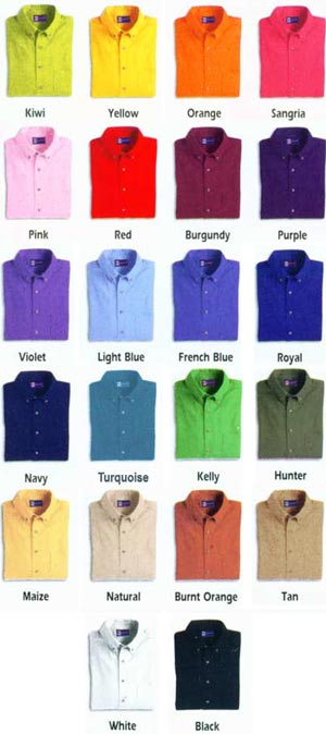 cheap shirts, dress shirts and promotional items discounted