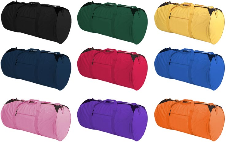 Canvas Duffle Bag And Other Promotional Products