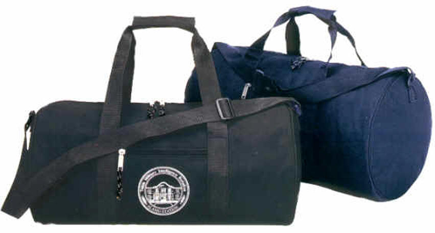 Personalized Gym Bag And Other Promotional Products