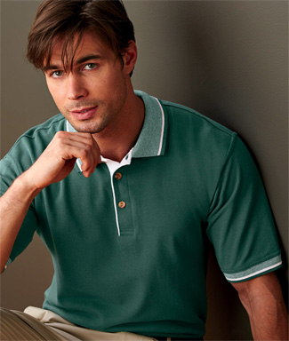 Cheap embroidered polo shirts and other promotional products for Cheap polo shirts embroidered