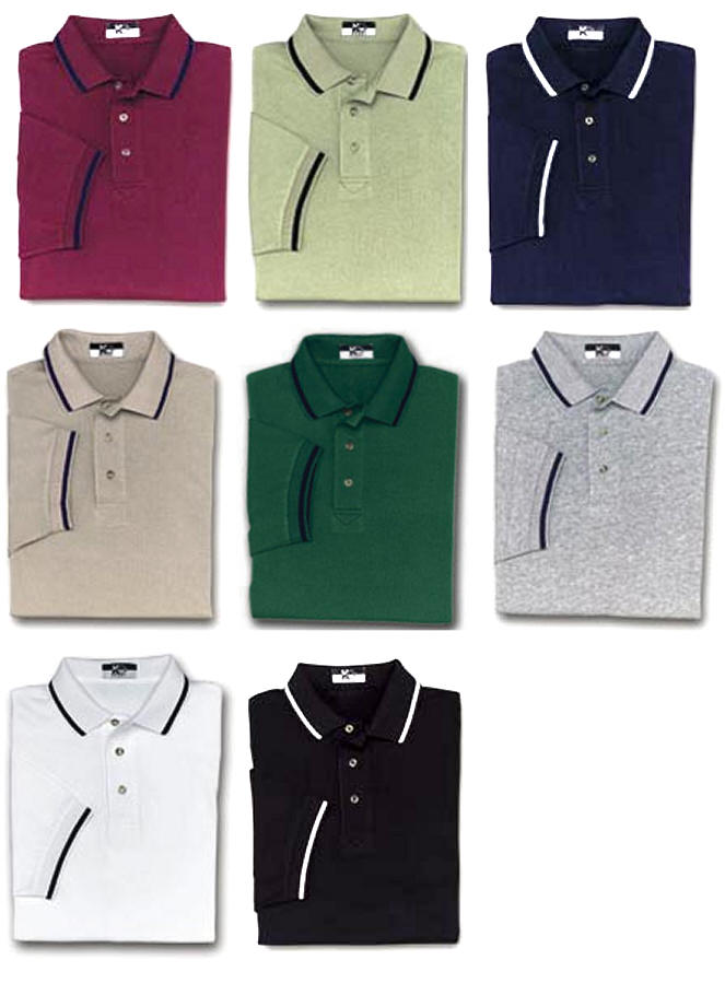 Mens Polo Shirts A Male Models Picture