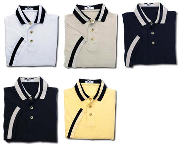 Corporate golf shirts embroidered polo shirts custom for Corporate logo golf shirts