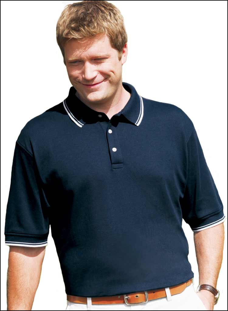 Mens polo shirts a male models picture for Custom golf polo shirts