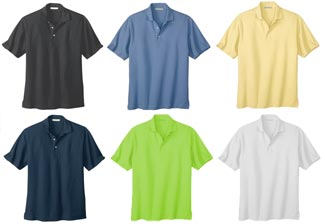 Wholesale golf shirts and other promotional products for Bulk golf shirts wholesale