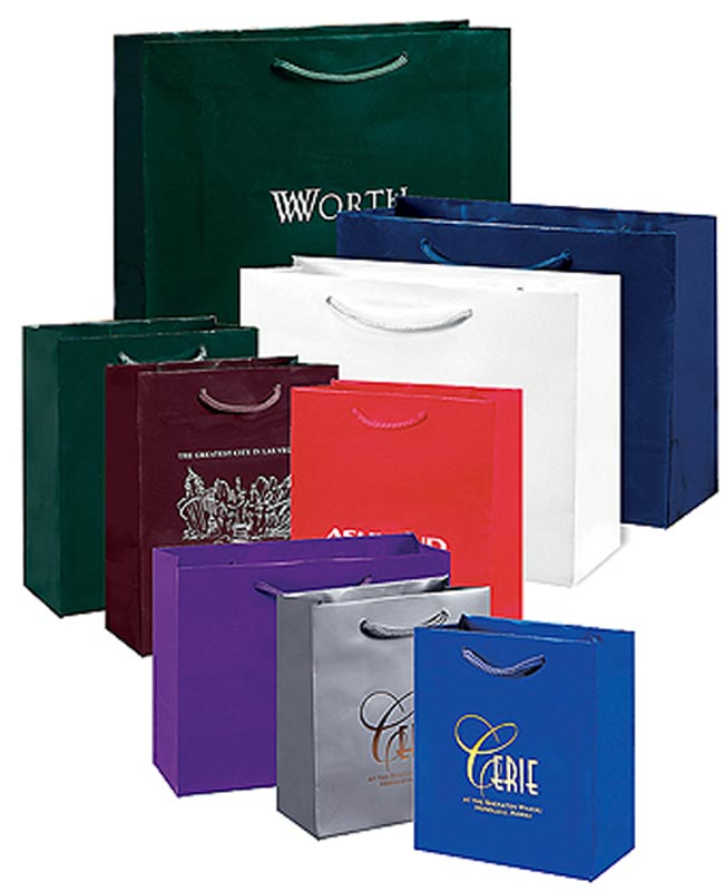 Personalized gift bags negle Gallery