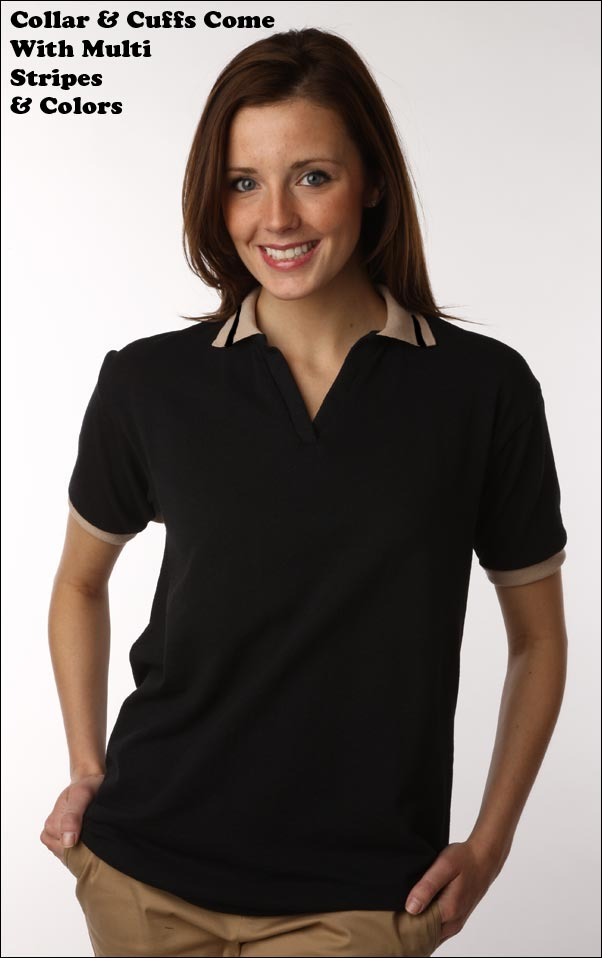 Polo shirts for women for work images for Polo work shirts with company logo
