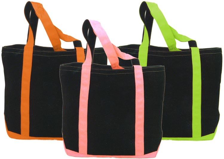 Heavy Duty Canvas Bags Tote