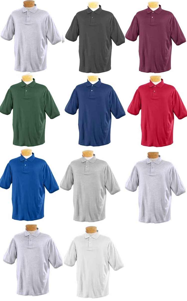 Polo Shirts Wholesale Embroidered Polo Shirts Custom Golf Shirts