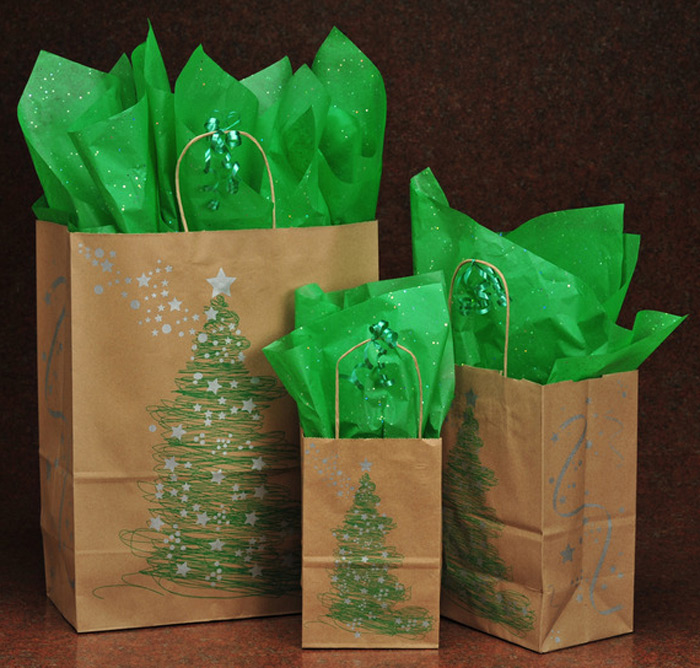 unique christmas gift bags