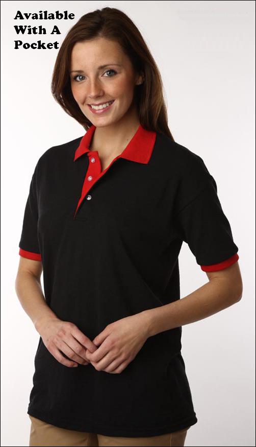 b4e4da7a womens polo shirt, custom polo shirts, custom golf shirts and ...